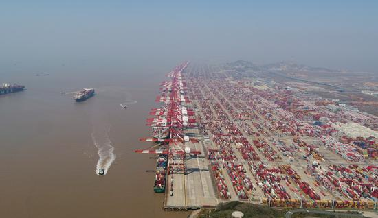 China's exports surging after economic reo