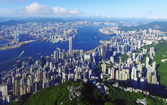 Hong Kong may become world's b